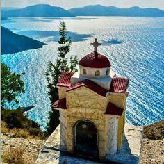 Kefalonia Island. Greece.