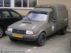 Image result for citroen c15 army