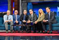 Stephen Colbert Hosted a Daily Show Reunion on The Late Show