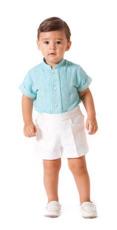 Conjunto de niño. Disponible en paraisobebe.com ropa, bebé, verano, primavera, infantil, niño, moda