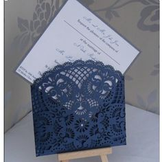 We are all about laser cut personalised invitations.. These are the sorts of…