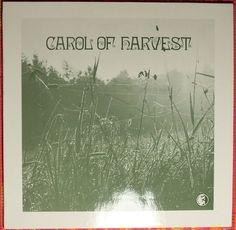 Carol of Harvest - Same (RE with original Cover) - Music & Arts. De