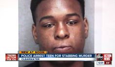 FLORIDA POLICE: 16-YEAR-OLD BLACK MAN MURDERED 22-YEAR-OLD WHITE MAN BECAUSE HE HAD A BAD DAY - so I guess Obama will issue an executive order banning knives.  Where's the media outrage? 08-29-2013