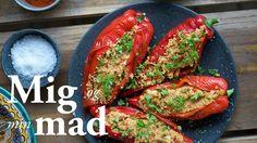 Fyldte peberfrugter til grillen | Englerod