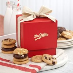 Cookie Gift Baskets & Thank You Gifts   Mrs. Fields Cookies