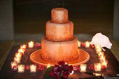 Cake and lighting