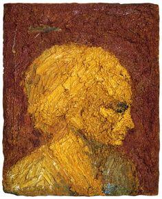 Frank Auerbach    , Head of E.O.W.