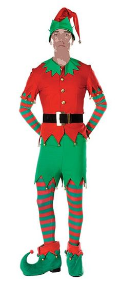 Christmas ideas on Pinterest | Elf Costume, Elf Shoes and Elf Hat