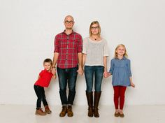 love this family session in studio.