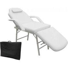 portable reclining makeup chair