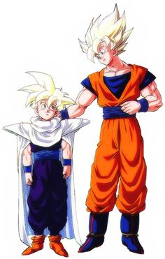 """""""Now go, Gohan. Bring peace back to the world. You wanted to grow up to be a great scholar, didn't you?"""""""