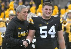 Kirk Ferentz found his spot — and his life — at Iowa = It's a universal truth with college football coaches. They get fired. Or they get restless. But they certainly don't stay in one spot for 18 seasons, not anymore. Iowa's Kirk Ferentz said…..