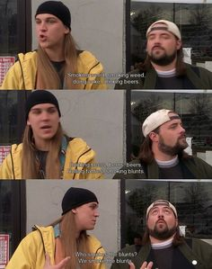 Jay and Silent Bob weed song.