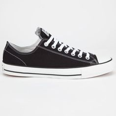 Converse Ctas Pro Mens Shoes Black White In Sizes 35d9c4c83