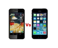 Micromax A90s Vs Apple iPhone 5S | Specs of Gadgets