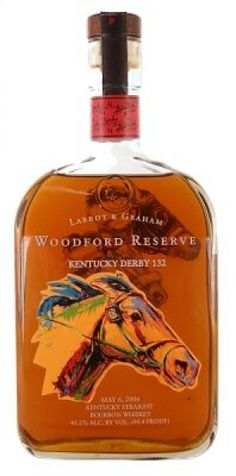 Woodford Reserve, Kentucky Derby 132 / 45,2% vol (1 Liter)