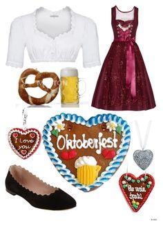 """Oktoberfest 2015 "" by elliemi on Polyvore featuring Mode, Lena Hoschek und Chloé"