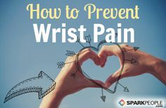 #Exercises for Carpal Tunnel Syndrome | via @SparkPeople