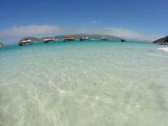 Arraial do Cabo - As Prainhas