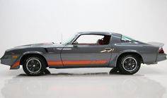 """1981 Camaro Z28 (This type of car is what my friends and I refer to as a """"Souped Up Disco Car"""" lol)"""