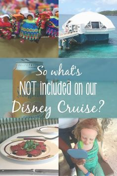 The Welcome to this month's Blogorail Green Loop. Today we are sharing tips for your Disney Cruise, including what to budget for that's not included in the price of a cruise. For many of us, the initial price of a Disney Cruise can cause a little bit of sticker shock. Cruise veterans quickly come along...Read More »