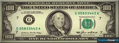 100 Us Dollars Timeline Cover 850x315 Facebook Covers - Timeline Cover HD