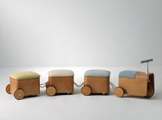 Collection of Kids Play Furniture Designs