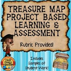 What could be more fun than creating your own island to hide your pirate treasure? Have your students design their own Treasure Map and Island! This map skills activity is designed to capture the interests of students while assessing their map skills. Creative Curriculum, Homeschool Curriculum, Homeschooling, Steam Activities, Learning Activities, Teaching Ideas, Rubrics For Projects, Map Projects, Social Studies Classroom