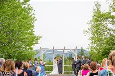Waterville Valley Resort New Hampshire Wedding Mountain Outdoors Lake Photo / I AM SARAH V Photography