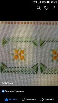 Arte Popular, Hand Embroidery Stitches, Cross Stitch, Hardanger
