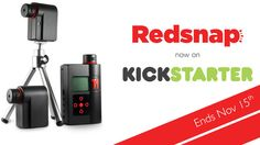 Triggertrap Redsnap is one of the fastest, easiest to use, and most affordable high-speed flash- and camera triggers money can't yet buy. With your help, this Kickstarter campaign will change the 'money can't buy' side of things.  Redsnap uses interchangeable sensor modules that you can snap on when you need them, and tuck away in your camera bag when you don't. It has three outputs, so you can hook up three cameras, three flashes, or a combination of both. Powered by…
