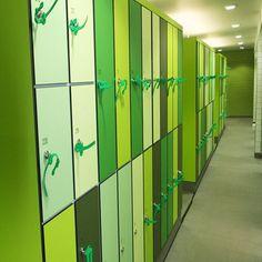 JIALIFU low price 3 tiers hpl school lockers for sale