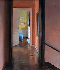 He nailed the reflected light on the polished floor. Love the perspective.   Kenny Harris  Blue Notes  2010