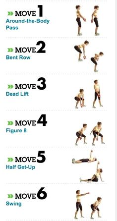 womens kettlebell workout