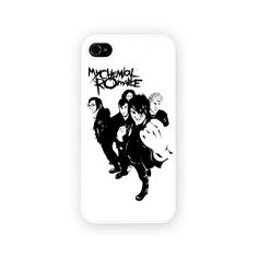 My Chemical Romance Phone Case (19 AUD) ❤ liked on Polyvore featuring accessories and tech accessories