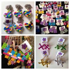 Accesories From Creaciones Petunia @PetuniaCa #Earrings #necklaces