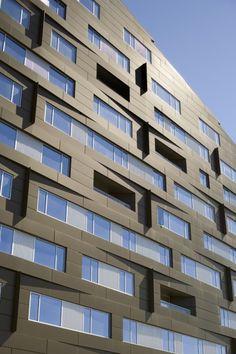 Macallen Building Condominiums / office dA