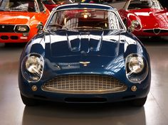 Aston Martin DB 4 GT Zagato 1960 Maintenance/restoration of old/vintage vehicles: the material for new cogs/casters/gears/pads could be cast polyamide which I (Cast polyamide) can produce. My contact: tatjana.alic@windowslive.com