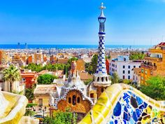 14. BARCELONA, SPAIN — Unique architecture and exquisite cuisine collide in Catalonia's capital. Antoni Gaudí's signature designs, which include Parc Guell and La Sagrada Familia, are splattered around the city. Relish in tapas and paella by day, and then switch to sangria and experience the lively nightlife.