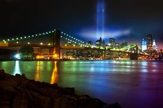 Tribute in Light  NYC Remembering 9/11