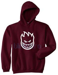 spitfire bighead awesome hoodie unisex