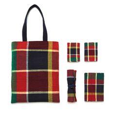 made from the traditional textile, NANBU SAKIORI in AOMORI,JAPAN :Tohoku Standard