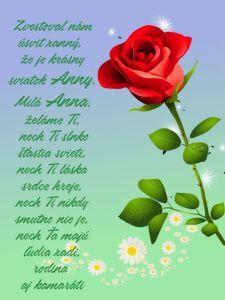 26.7 meninové priania Anna – pre potešenie duše Flowers, Plants, Blog, Postcards, Humor, Humour, Blogging, Funny Photos, Plant