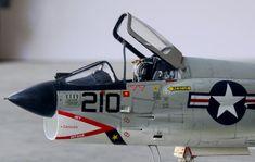 Us Navy Aircraft, Military Aircraft, Crusader 2, Jet Fly, Mig 21, Thing 1, Model Airplanes, Model Kits, Model Building