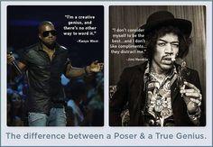 Kanye Vs Hendrix [Pic] | I Am Bored