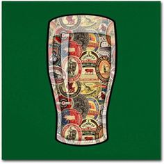 Trademark Fine Art Guinness Xiii Canvas Art by Guinness Brewery, Size: 35 x 35, Multicolor