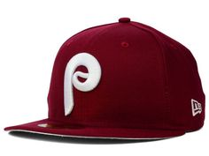 "Philadelphia Phillies New Era ""MLB Cooperstown 59FIFTY Cap"""