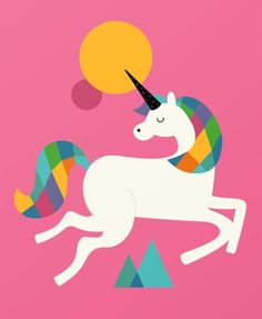 To Be A Unicorn | Andy Westface