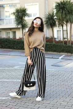 S in Fashion Avenue: TREND ALERT: STRIPED PANTS
