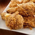 Who says you can't have fried chicken on Atkins! Try this recipe, only 7.9g Net Carbs!